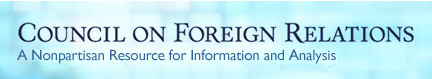 CLICK for Council On Foreign Relations